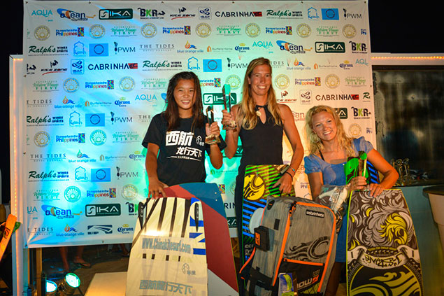 TTR Women winners KTA Philippines 2013