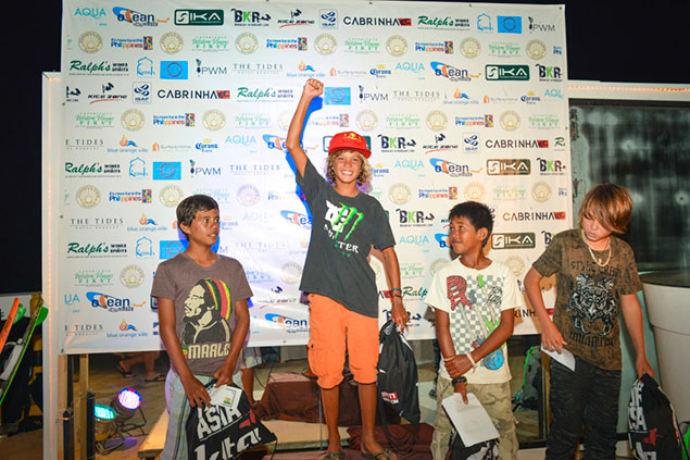 Junior TTR winners KTA Philippines 2013