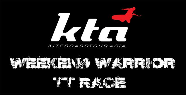 weekend warrior tt race at KTA Bintan