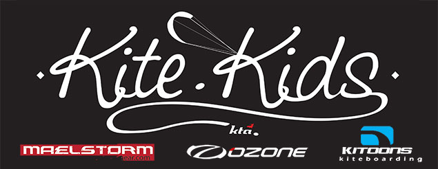 KTA Kite Kids indonesia with Ozone, Maelstorm & Kitoons