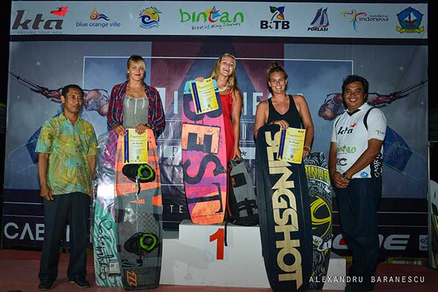 freestyle ladies winners KTA Indonesia